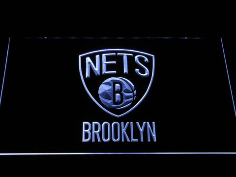 Brooklyn Nets LED Neon Sign