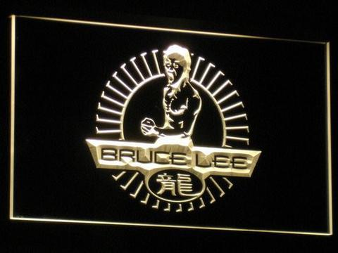 Bruce Lee LED Neon Sign
