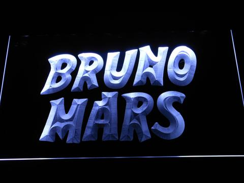 Bruno Mars LED Neon Sign
