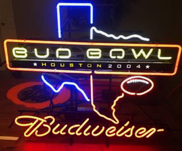 Budweiser Beer Neon Signs : ShackSign com - Custom LED Neon