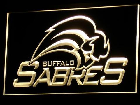 Buffalo Sabres Logo LED Neon Sign