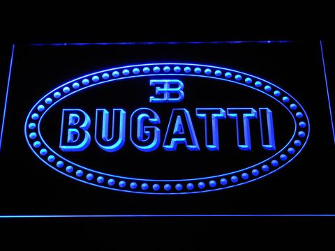 Bugatti LED Neon Sign