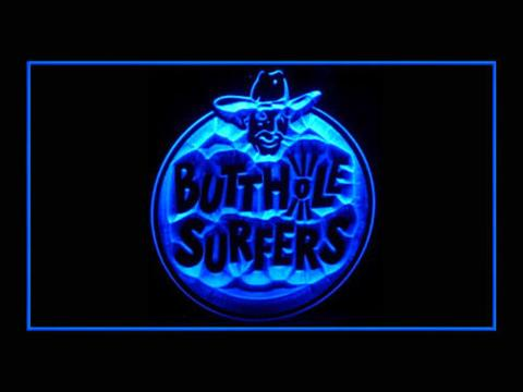 Butthole Surfers LED Neon Sign