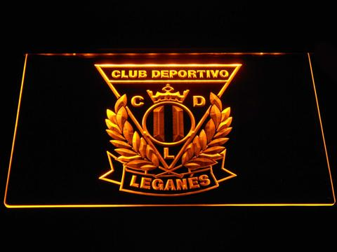CD Leganés LED Neon Sign