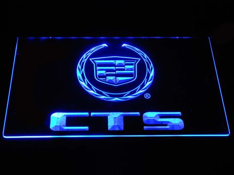 Cadillac CTS LED Neon Sign