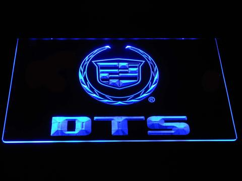 Cadillac DTS LED Neon Sign