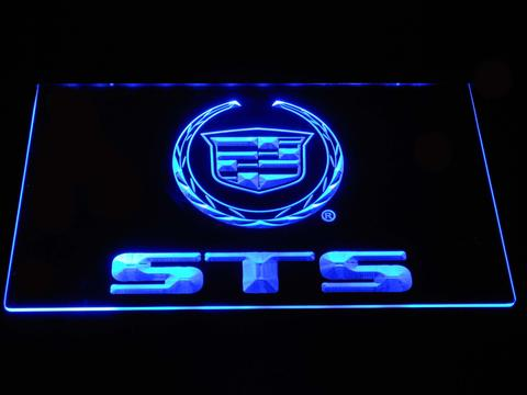 Cadillac STS LED Neon Sign