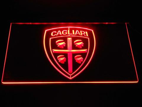 Cagliari Calcio LED Neon Sign