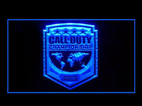 Call Of Duty Championship LED Neon Sign