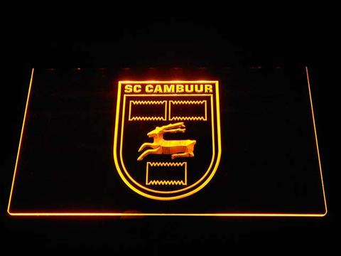 Cambuur LED Neon Sign