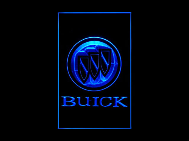 Car Buick Motors LED Light Sign