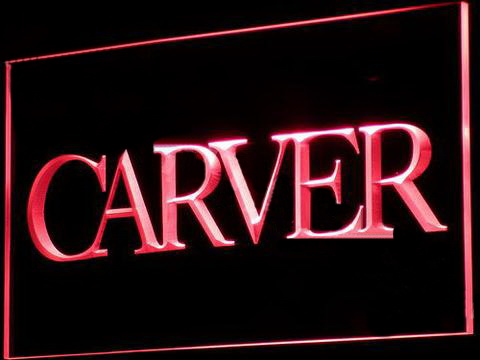 Carver LED Neon Sign