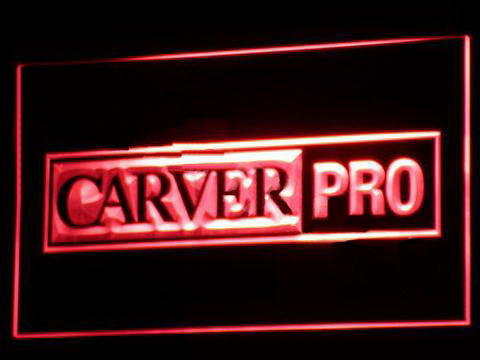 Carver Pro LED Neon Sign