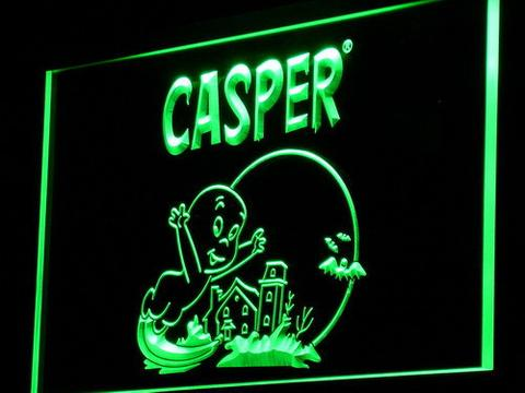 Casper The Friendly Ghost LED Neon Sign