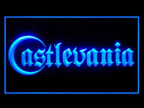 Castlevania LED Neon Sign