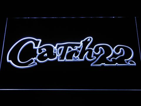 Catch 22 LED Neon Sign