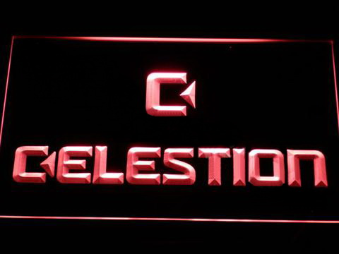 Celestion LED Neon Sign