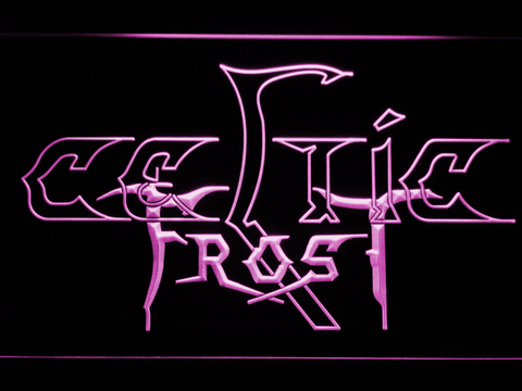 Celtic Frost LED Neon Sign
