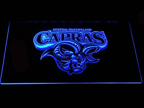 Central Queensland Capras LED Neon Sign