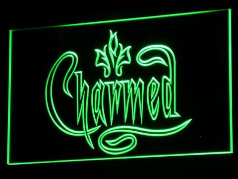 Charmed LED Neon Sign