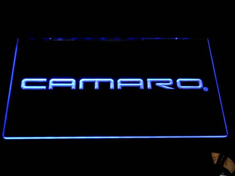 Chevrolet Camaro LED Neon Sign