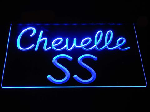Chevrolet Chevelle SS LED Neon Sign