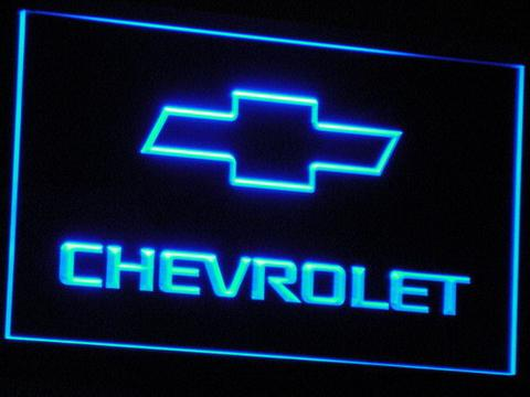 Chevrolet LED Neon Sign