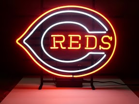 Cincinnati Reds Classic Neon Light Sign 17 x 14