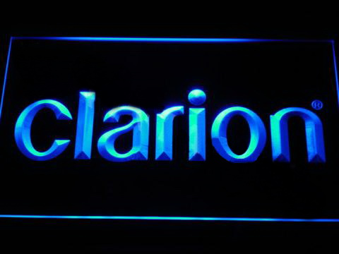 Clarion LED Neon Sign