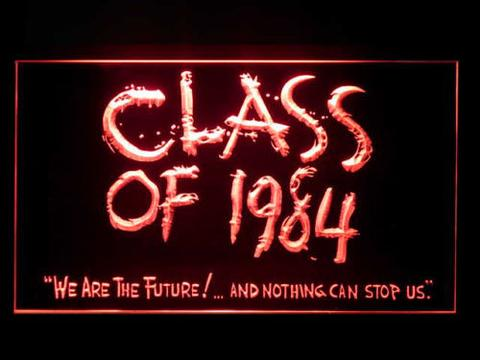 Class of 1984 LED Neon Sign