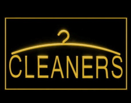 Cleaner Dry Cleaning Laundromat LED Neon Sign