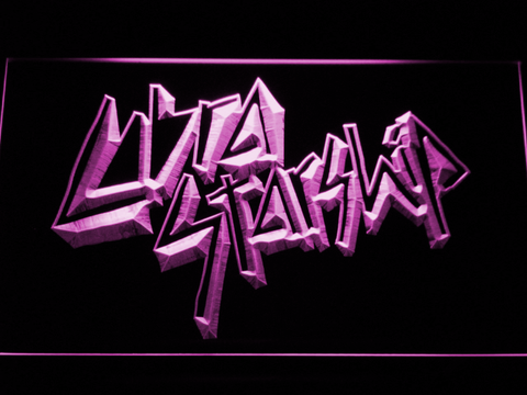 Cobra Starship LED Neon Sign
