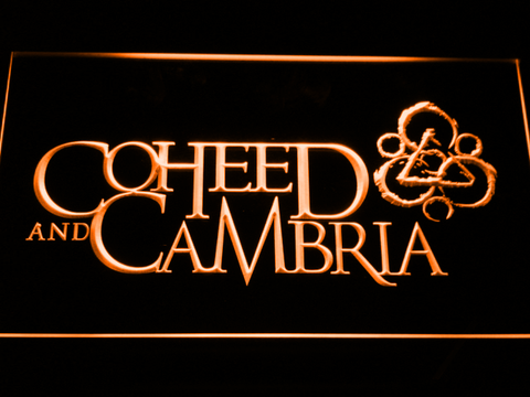 Coheed and Cambria LED Neon Sign