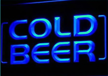 Cold Beer Bar Pub Club