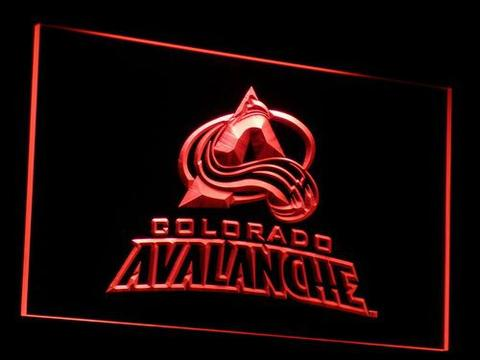 Colorado Avalanche LED Neon Sign
