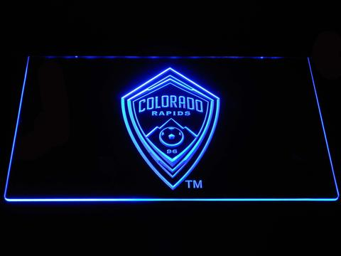 Colorado Rapids LED Neon Sign