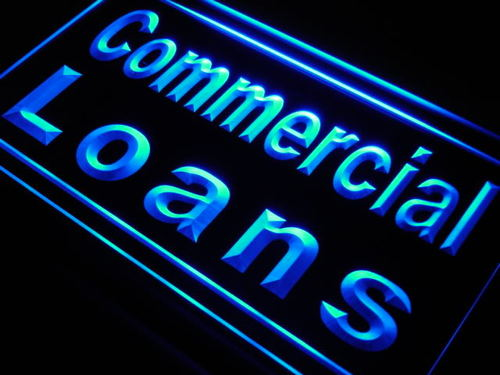 Commercial Loan Shop Store Lure Neon Light Sign