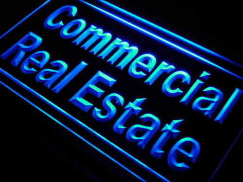 Commercial Real Estate Shop Lure Neon Light Sign