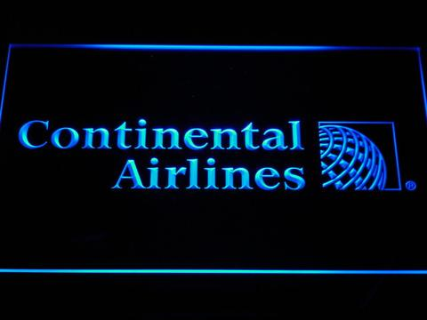 Continental Airlines LED Neon Sign