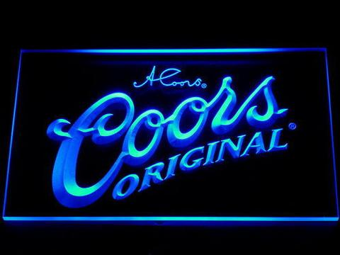 Coors Original LED Neon Sign