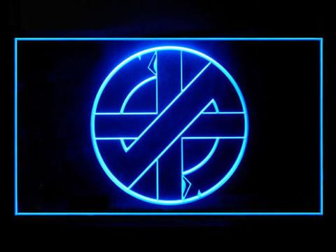 Crass LED Neon Sign