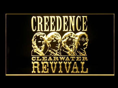 Creedence Clearwater Revival LED Neon Sign