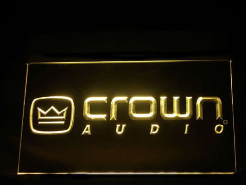Crown LED Light Sign