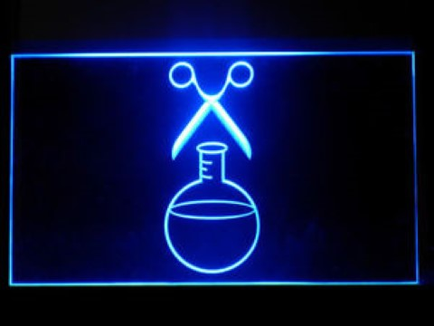 Cut Chemist LED Neon Sign