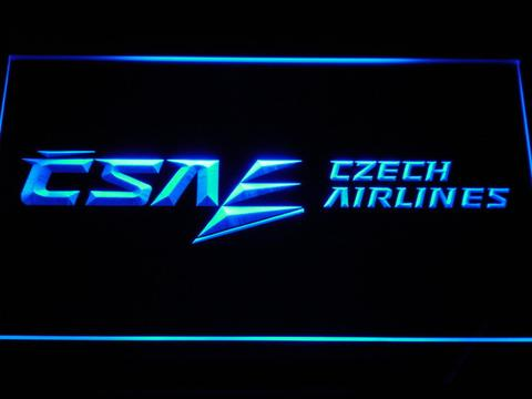 Czech Airlines LED Neon Sign