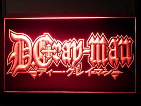 D.Gray-man LED Neon Sign