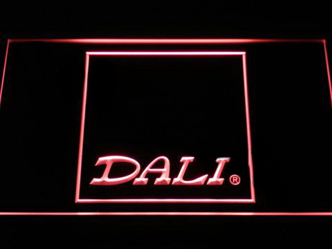 DALI LED Neon Sign