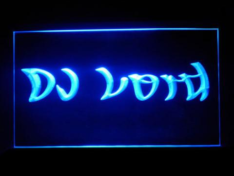 DJ Lord LED Neon Sign