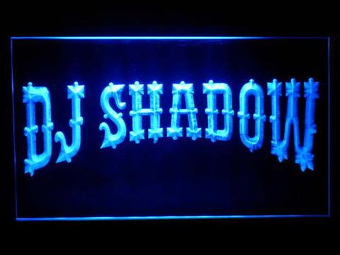 DJ Shadow LED Neon Sign