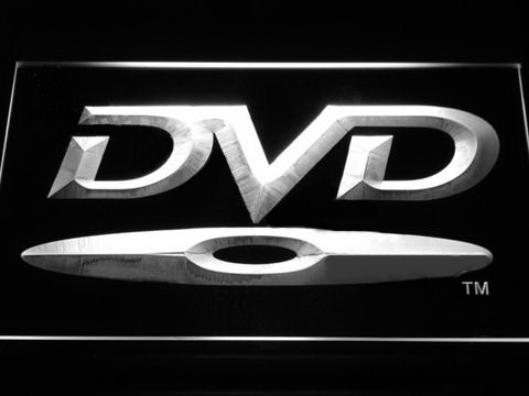 DVD Disc LED Neon Sign